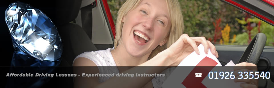 Experienced driving instructors - Intensive driving courses
